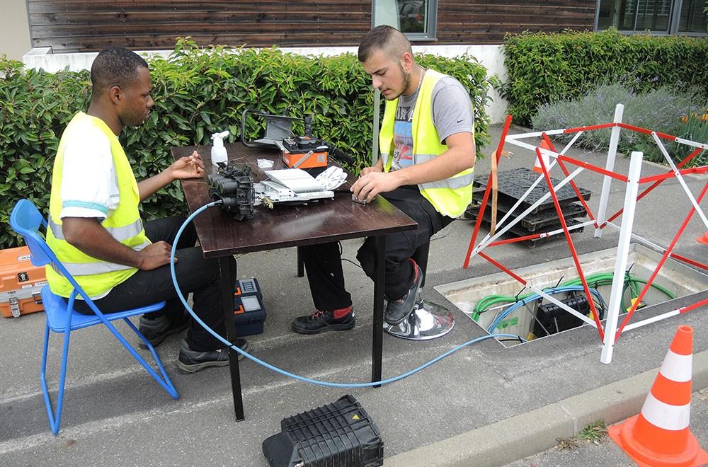 Technicien des Réseaux de Télécommunication (TRT)