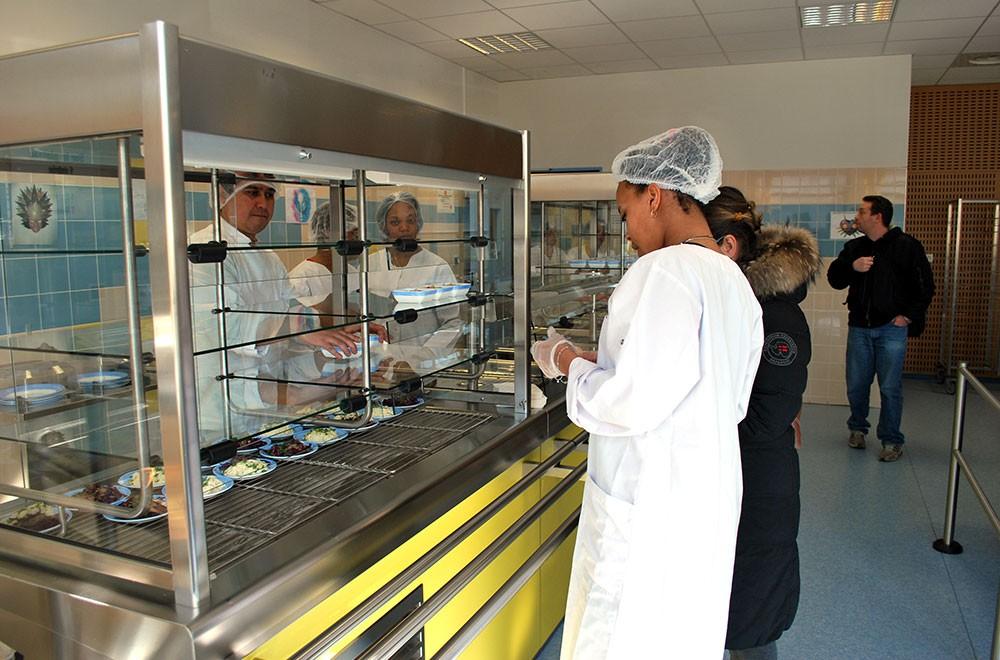 Atelier d'insertion aux métiers de la restauration